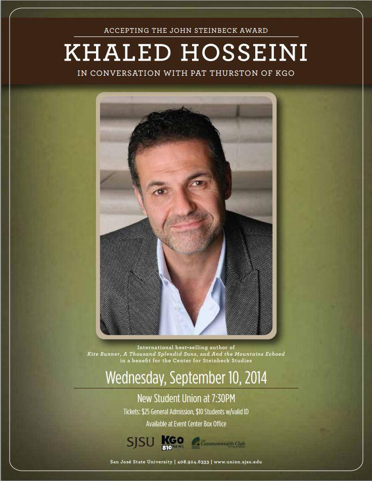 Hosseini poster