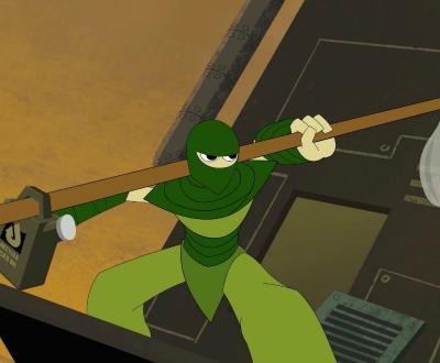 ninja slide