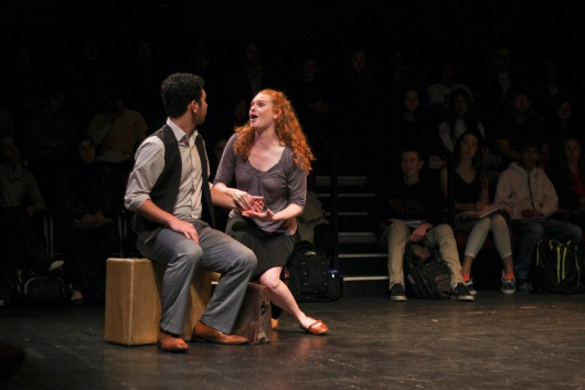 SJSU theatrical production