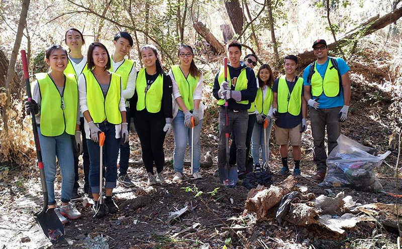 Photo: Courtesy of Keep Coyote Creek Beautiful