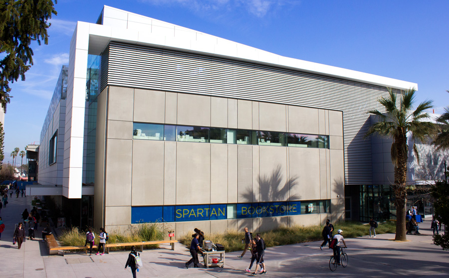 The Student Union will be named the Ramiro Compean and Lupe Diaz Compean Student Union, pending approval by the California State University Board of Trustees (Photo: Muhamed Causevic).