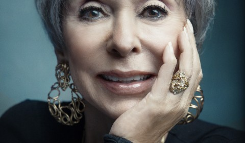 Rita Moreno 2015 Austin Hargrave Photographer