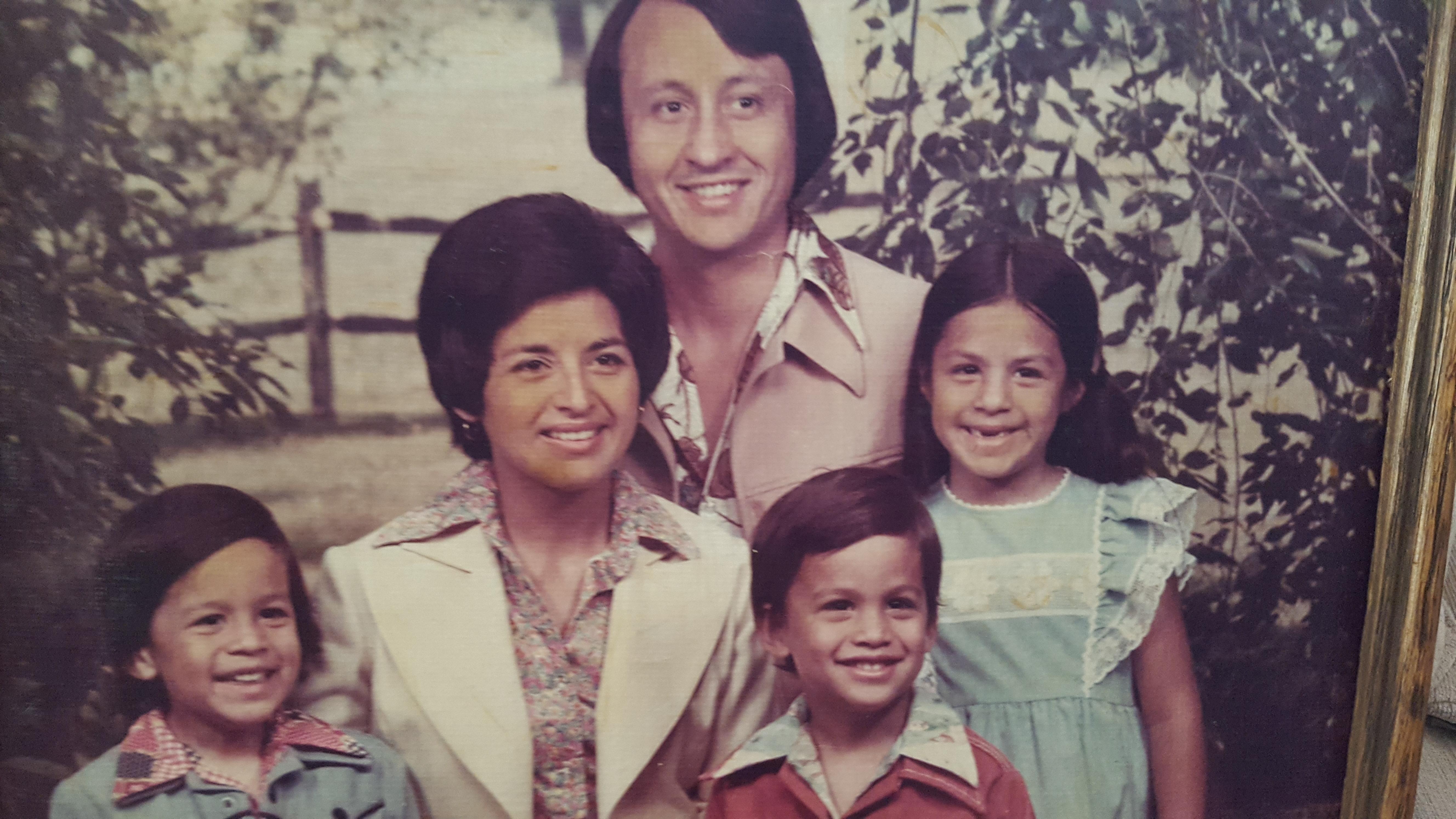 Musquez family 2017