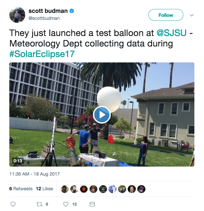 NBC Bay Area catches a demo.