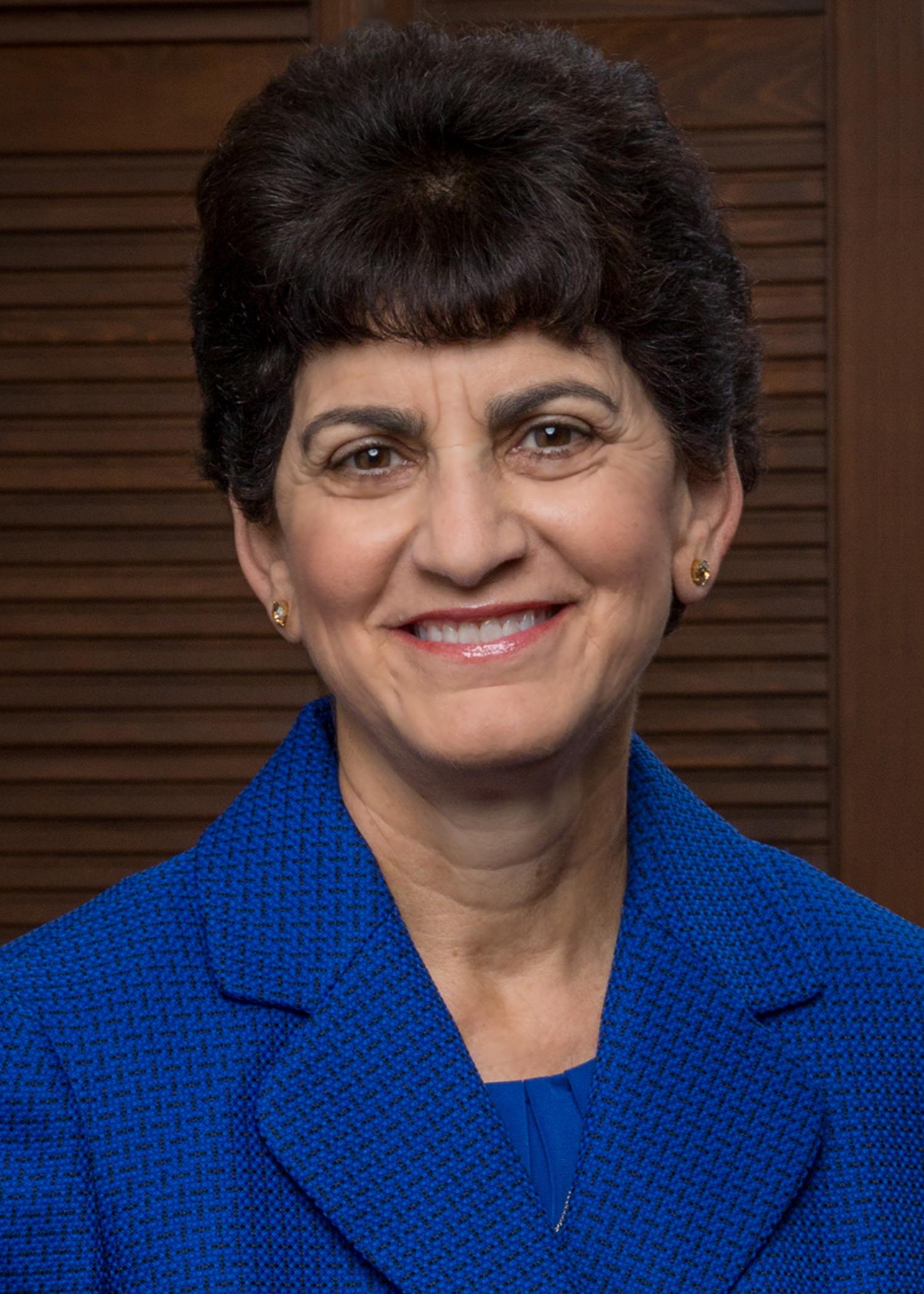 President Mary Papazian Portrait