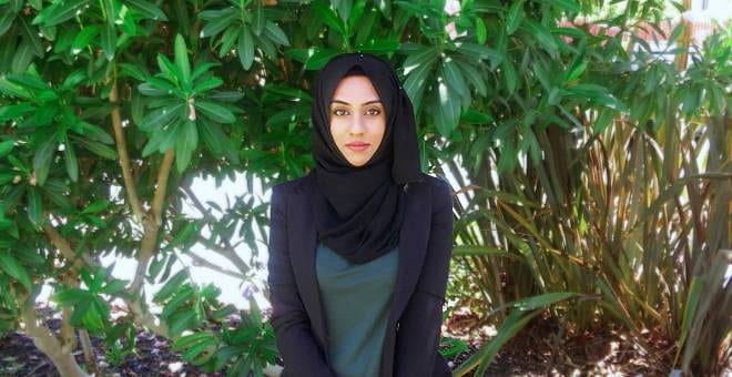 Qurat Syeda is one of two outstanding seniors in the class of 2019.