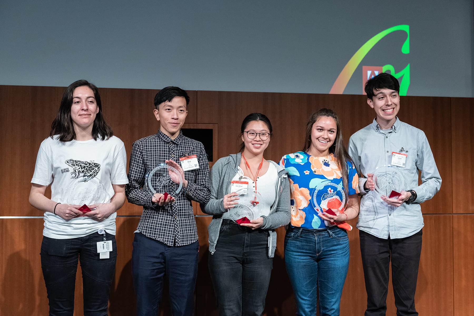 Team Detox received the Audience Choice Award at the Adobe Creative Jam on April 18, 2019.