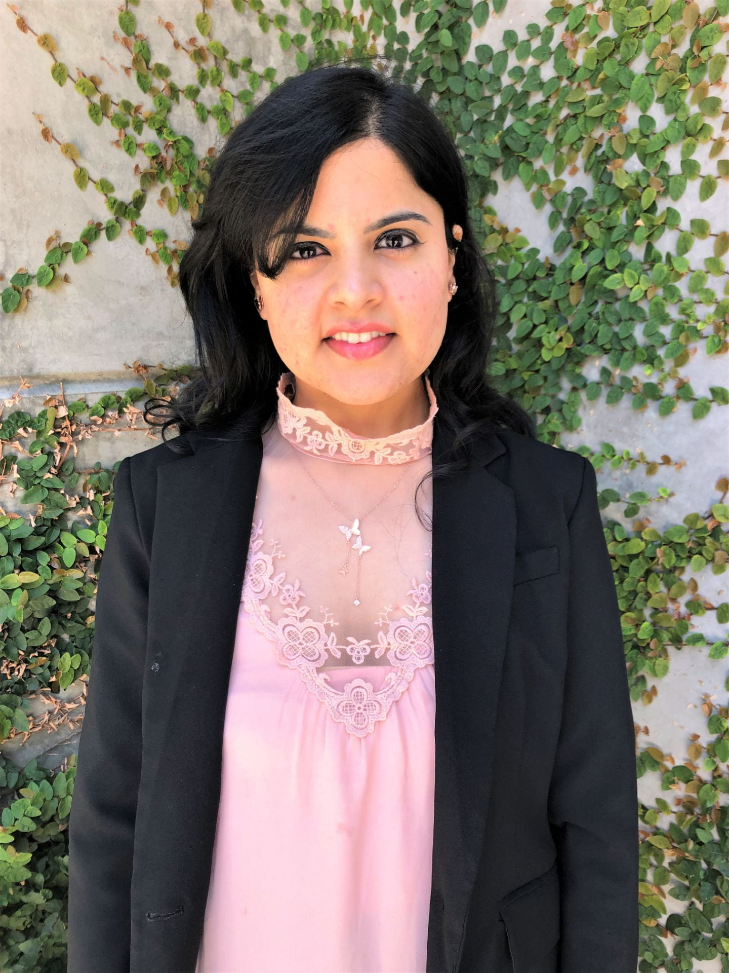 Simran Bhalla is the recipient of two 2019 CSU Trustees' Awards.