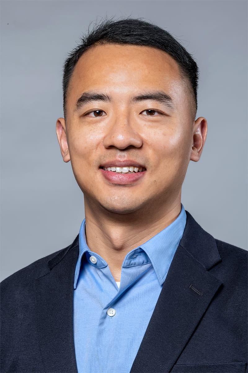 "Justice Studies Assistant Professor Yue ""Wilson"" Yuan"