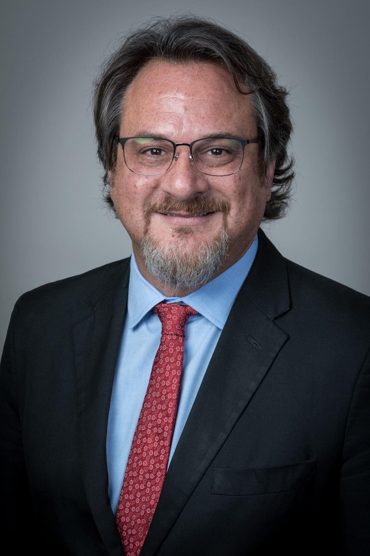 Vincent J. Del Casino Jr. Portrait