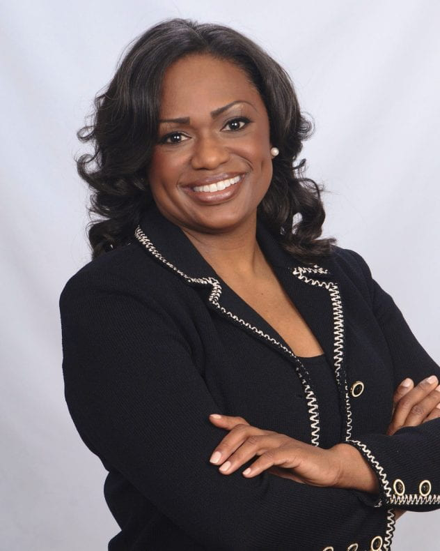 Brandi Jones, SJSU Alumna