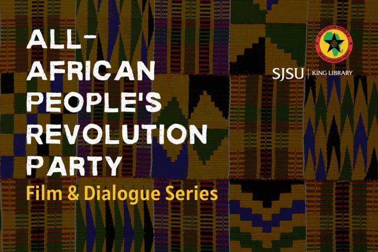 All-African People's Revolution Party.