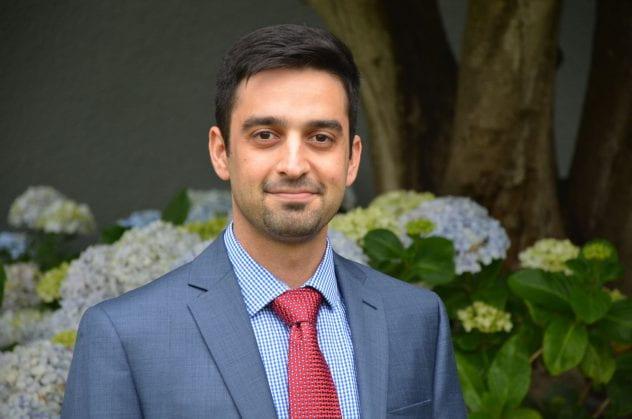 Nima Karimian, assistant professor of computer engineering