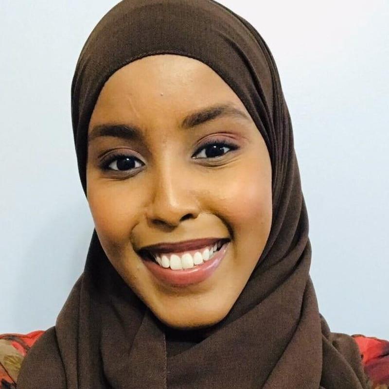 Fatima Hassan.