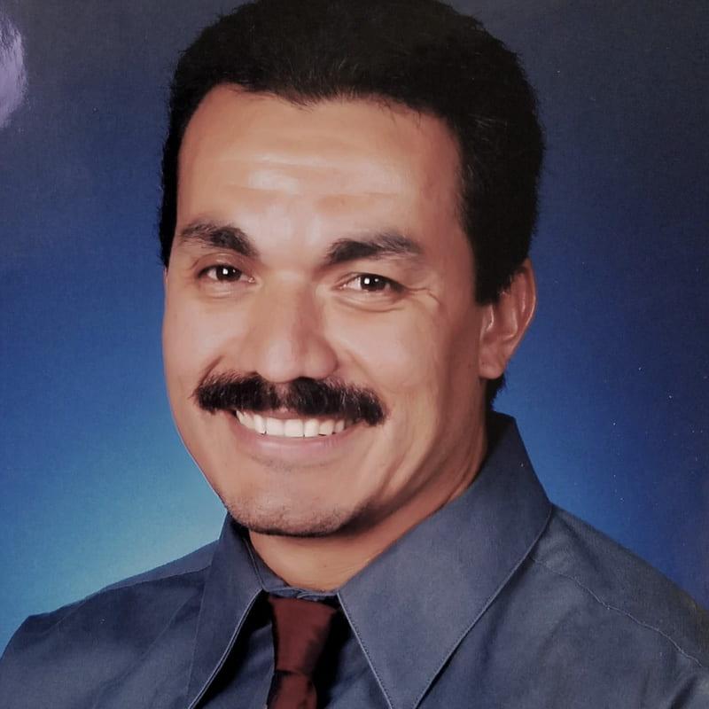 Juan Carlos Soliz.