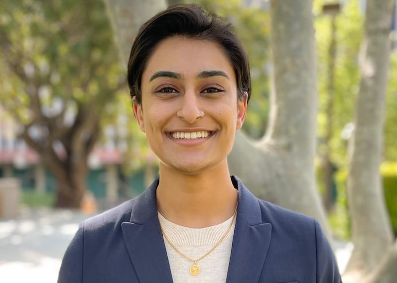Sabina Patel.