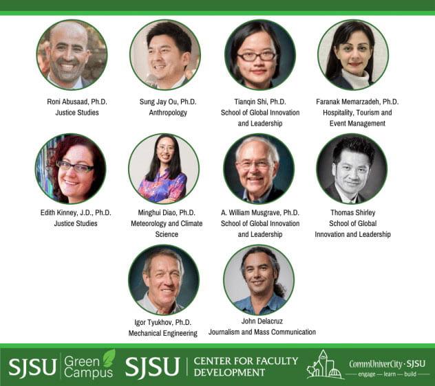 Sustainability Faculty Cohort.