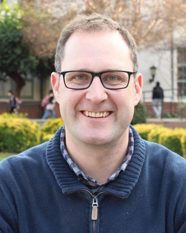 Christopher Smallwood
