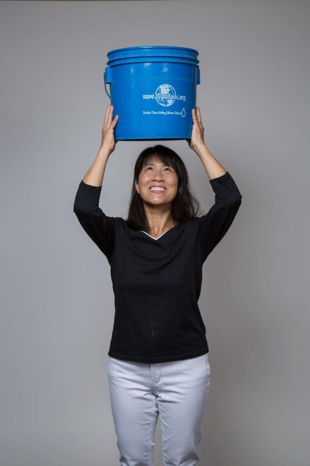 Katherine Cushing, professor of environmental studies at San José State