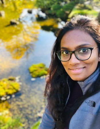 Saritha Podali, '22 MS Data Analytics