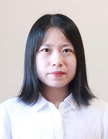 Fengling Zhou, '22 Data Analytics