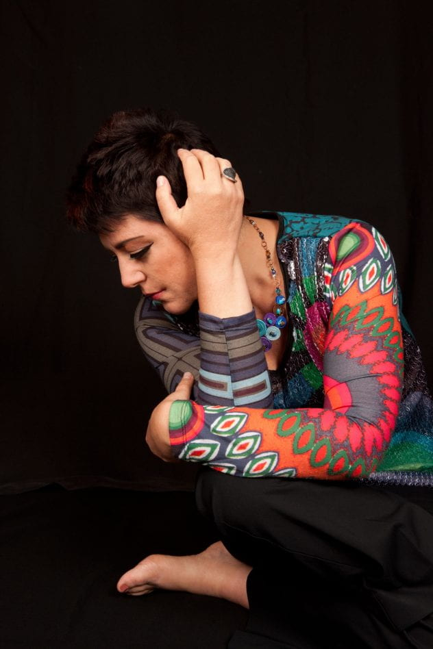 Gabriela Ortiz.