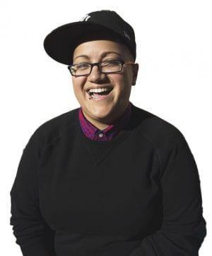 Gabby Rivera.