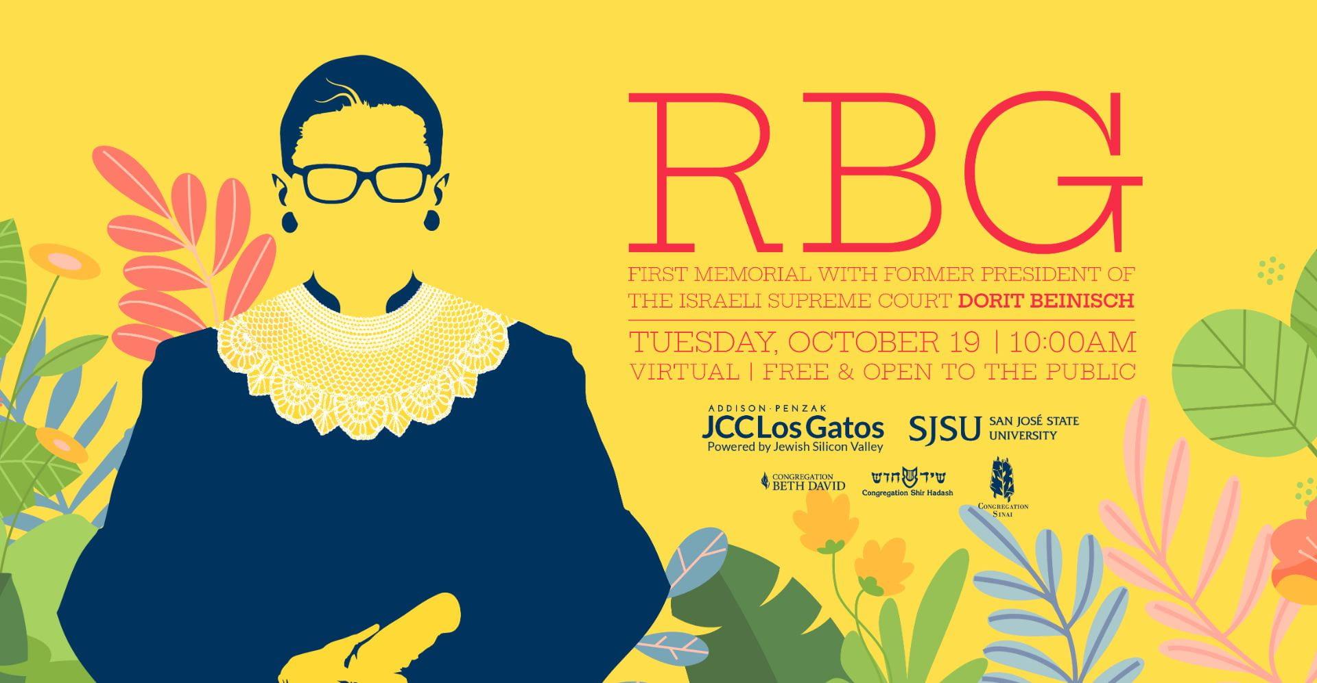 RBG Memorial event