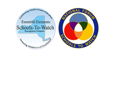 Click here to go to South Orangetown Middle School's Essential Elements Schools to Watch Model School profile.