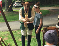 Revolutionary! Local History Comes Alive For SOMS Seventh-Graders