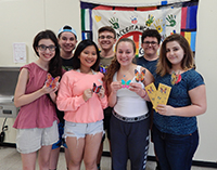 The Butterfly Project Enhances Tolerance, Respect at SOMS