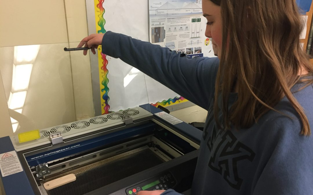 Middle School Tech Tools Mirror Manufacturing Industry Trends