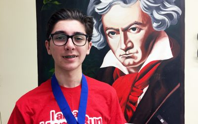 SOMS Student Places Third in Regional National History Day Contest