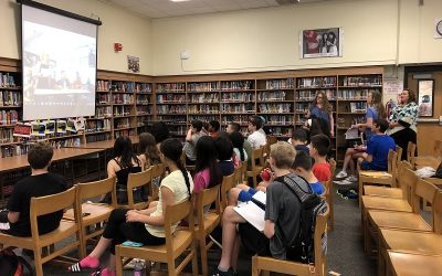 SOMS Collaborates With Byram Intermediate to Develop Debate Program
