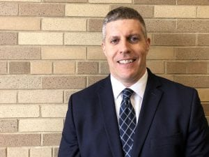 SOMS Interim Assistant Principal Joseph Onativia