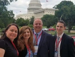 SOMS team in Washington, DC