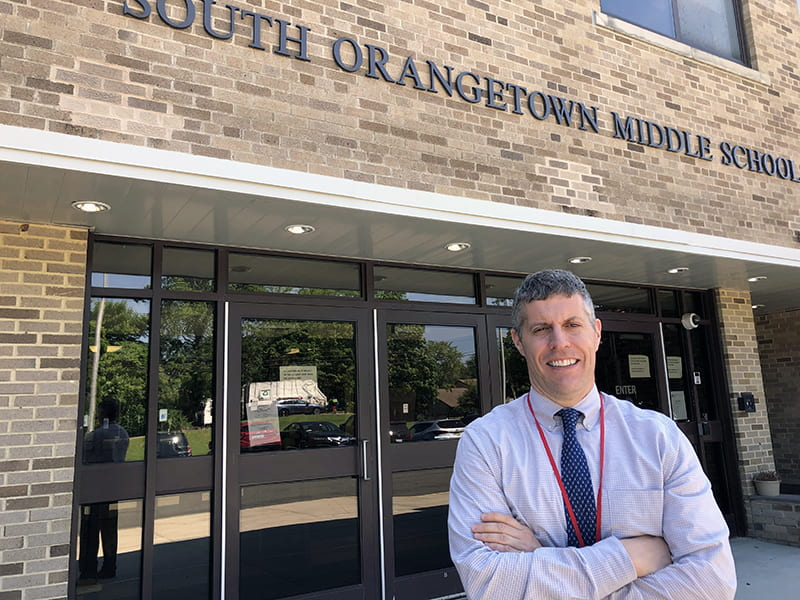 Onativia Appointed SOMS Assistant Principal