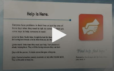 Annual Help Card Campaign Launches Today