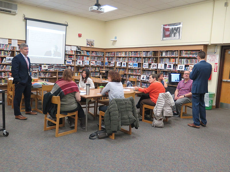 SOMS Shares Social Emotional Learning Work with Parents