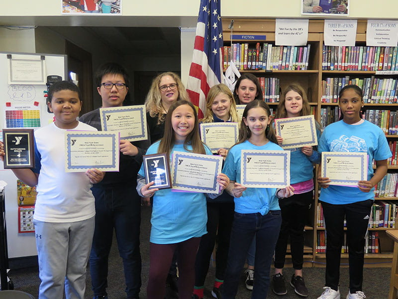 SOMS Delegates Earn Awards, Pass Bills at State Conference
