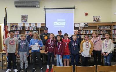 VFW Post 1615 Salutes SOMS Patriot's Pen Contest Winners