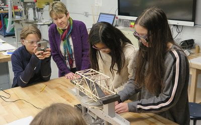 At SOMS, A Physics Test for Bridges