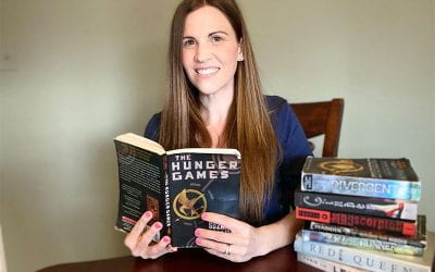SOMS Students Engage in Dystopian Literature Study