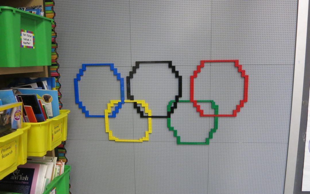 Room 301 Winter Olympic Fun!