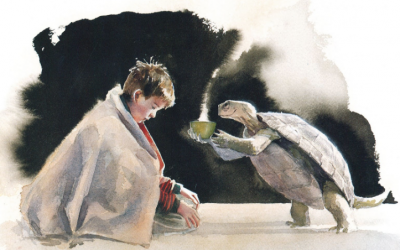 The Turtle & Compassion