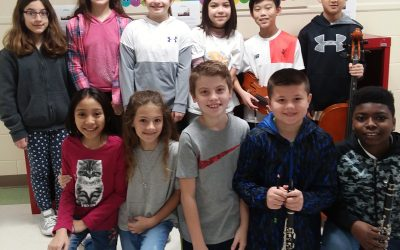 CLE Musicians Shine at RCMEA