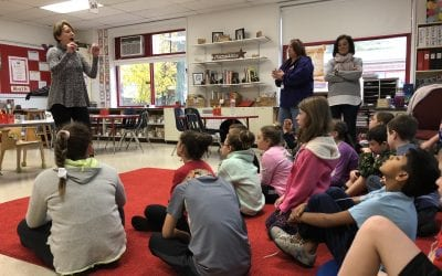 Theatre Enrichment Brings Fourth-Graders' Writing to Life