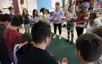 Teachers Make Time for Mindfulness at CLE