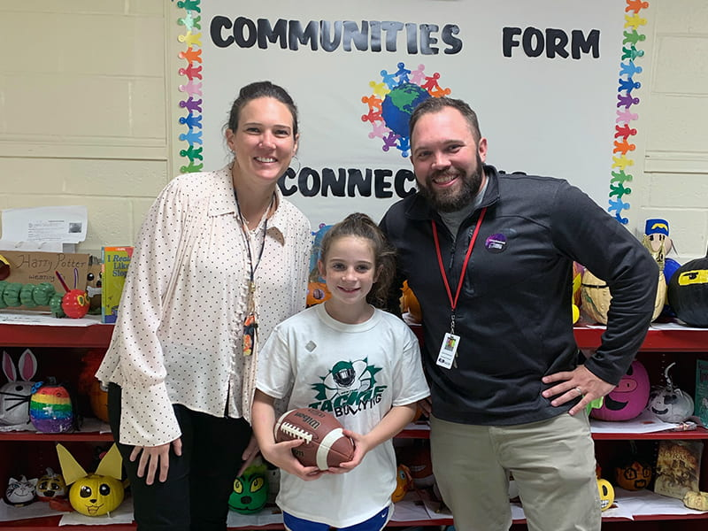 Payton O. is CLE Upstander of the Week