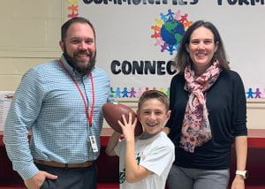 Brayden P. is CLE's Upstander of the Week